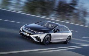 Mercedes-Benz выпустили пресс-релиз с информацией о EQS