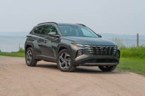 Hyundai Tucson Plug-In Hybrid 2022