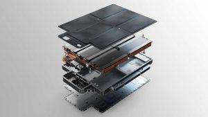 Гибридный аккумулятор NIO на элементах NCM/LFP