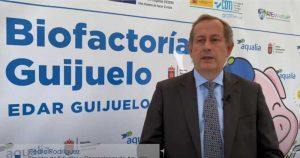 Aqualia производит биогаз на станции очистки сточных вод