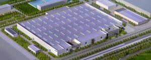 Компания Volkswagen построит в Китае новое предприятие по выпуску аккумуляторов для электромобилей