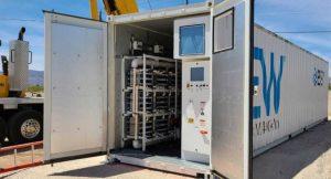 ESS поставляет аккумуляторные системы Enel Green Power