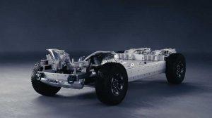 Платформа Ultium EV для GMC Hummer EV