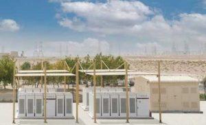 Пилотный проект по хранению энергии в MBR Solar Park