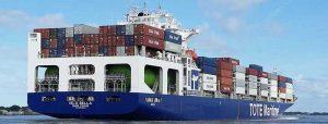 JAX LNG и TOTE Maritime выполнили первую в США заправку контейнеровоза смесью LNG и RLNG
