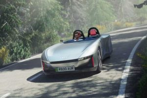 Продемонстрирован электромобиль-концепт Aura