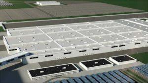 Ford построит два крупных производственных центра по выпуску аккумуляторов и электромобилей