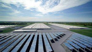 Ford построит два производственных объекта в Теннеси и Кентукки