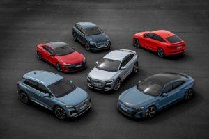 Audi инициировали новую стратегию «Vorsprung 2030»