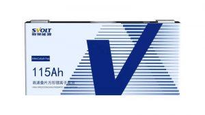 SVOLT представили первый аккумулятор NM без кобальта