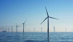 Плавучая морская ветровая платформа Gazelle Wind Power сочетает в себе характеристики натяжных опор и полупогружных платформ