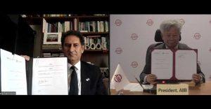 IRENA и AIIB подписали меморандум о взаимопонимании