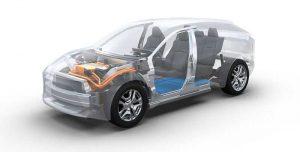 Subaru выпустят электромобиль Solterra в середине 2022 года