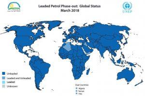 Недавно человечество полностью прекратило использовать этилированный бензин