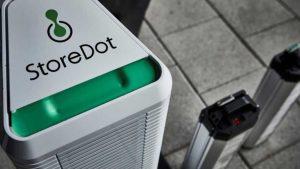 Новые аккумуляторы StoreDot заряжаются за 10 минут