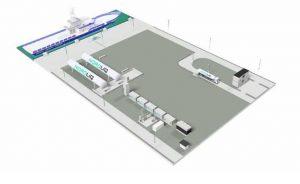 Компании MAKEEN Energy и Nature Energy построят в Дании первый завод по сжижению биогаза