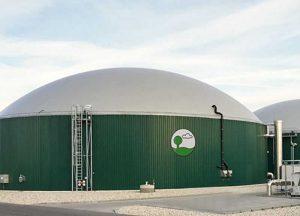 Полным ходом идёт строительство восьмого по счёту завода EnviTec Biogas в Китае