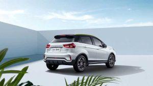 Бюджетный электромобиль от Geely Auto Group