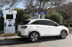 Hyundai и Shell планируют расширять водородную инфраструктуру в Калифорнии