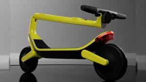 Unagi Model Eleven — высокотехнологичный электрический самокат