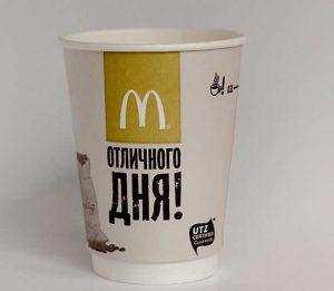 Essity и McDonald's организуют переработку бумажных стаканчиков