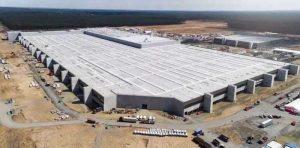 Рядом с заводом Tesla Giga Berlin построят завод по переработке лития