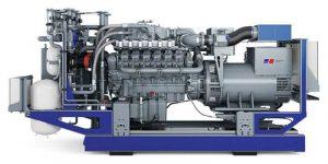 Rolls-Royce занимается развитием водородных решений MTU