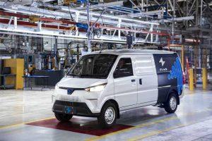 Первые Urban Delivery EV отправились клиентам