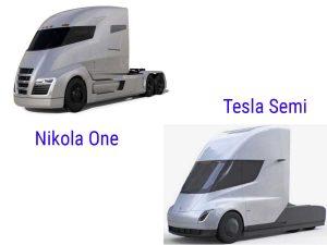 Nikola продолжает судиться с Tesla