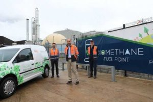 Granville Eco Park переведёт автопарк Firmus Energy на биометан