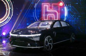 Foxconn представили прототипы своих электромобилей