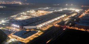 Tesla достигли производительности один миллион электромобилей в год