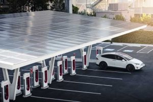 Tesla: пришло время расширения сети Supercharger