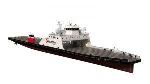 Seaspan Ferries пробуют использование RNG
