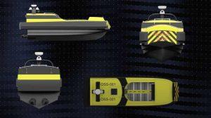 Разработано спасательное судно для морской ветроэнергетики