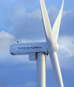 Siemens Gamesa получили крупный заказ на турбины для морской ветроэнергетики