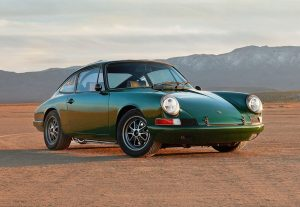 Zelectric переделали Porsche 912 1968 года выпуска в электромобиль