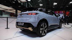 Электромобиль Renault MeganE E-Tech Electric