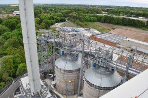 RWE инвестирует в уменьшение шума от ТЭЦ на биомассе